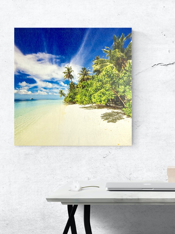 maldives_wooden_print